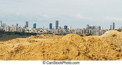 Tel Aviv and Ramat Gan. - Beautiful photos of Tel Aviv and...