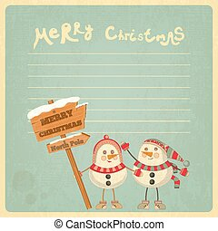 Merry Christmas Greeting Card - Merry Christmas Greeting...