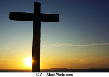 Cross of Christ - Cross of Christ to the Sunset