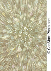 golden glitter explosion lights abstract background