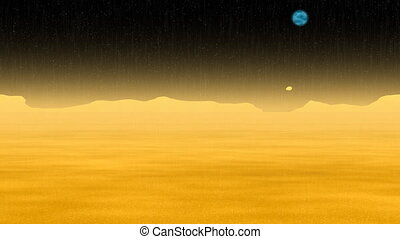 Armageddon sun landscape video - Armageddon sun landscape...