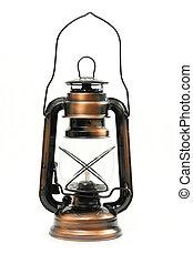Classical paraffin lamp - studio shoot