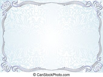 background  - vintage light blue background