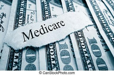 contas,  Medicare