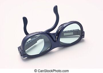 Eye glasses-protective - Laser surgery protective eye...