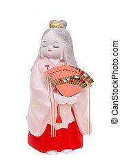 Traditional Japanese doll - Traditional Japanese Hakata doll...