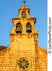 Church of Saint Maria in Tivat, Montenegro