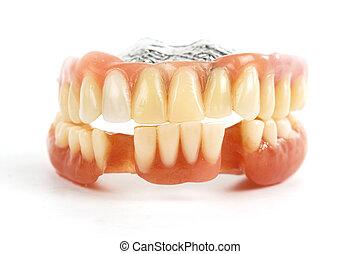 錯誤, 修复, 牙齒