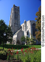 The Rockefeller Chapel