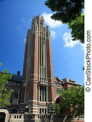 Chicago Theological Seminary is located on the campus of the...