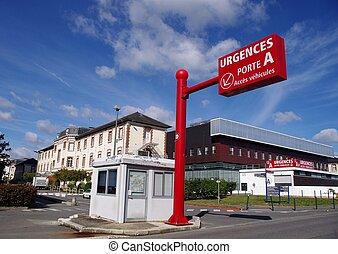 CHU Pontchaillou ? Rennes - h?pital de Rennes.