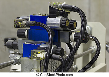 Hydraulic solenoid valves - Electric solenoid valves to...