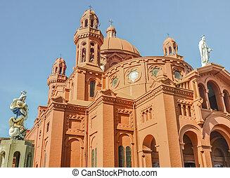 National Shrine of Cerrito de la Victoria Church - The...