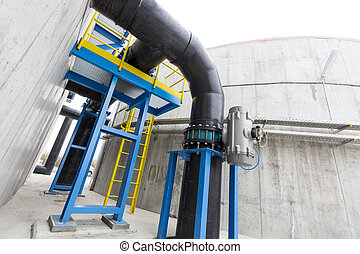 Water treatment plant - Rainwater treatment plant (RWTP)....