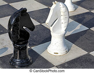 tablero de ajedrez,
