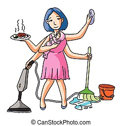 House Wife Multi Job