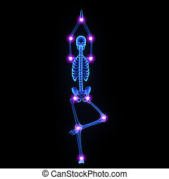Joints - A need for strength makes the bones rigid, but if...