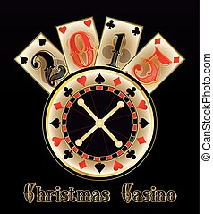 Christmas casino Happy New 2015 - Christmas casino Happy New...