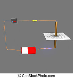Electric circuit - An electric circuit is a path in which...