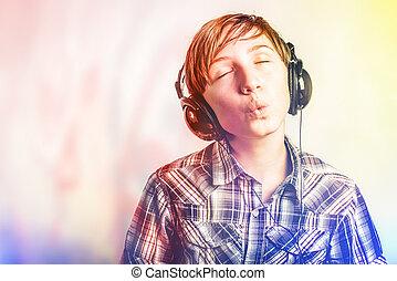 música, coloridos