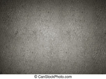 Cement wall - Background image of gray cement blank wall