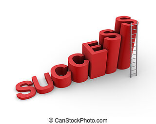 Success way to the top