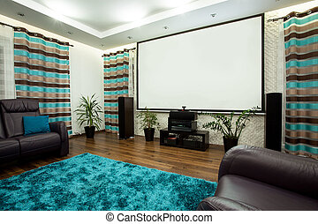 Cinema at home