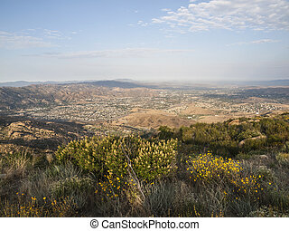 Simi Valley View - Simi Valley California View
