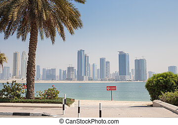Jumeirah Beach Park in Dubai