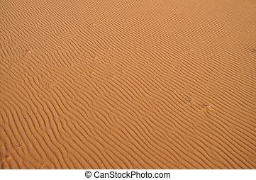 Sand dune in the Sahara desert, Merzouga Morocca Africa