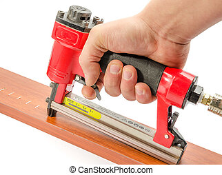 stapler - red stapler pneumatic hand tool
