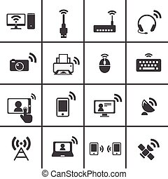 Wireless & Communication icon