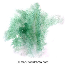 modern art avant-guard texture background green wallpaper...