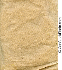 Packing paper - Textured recycled packaging brown paper...