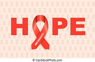 Aids awareness ribbon Illustrations and Stock Art. 1,841 Aids ...