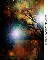 Spiritual Place - Spiritual Composition