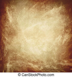 Grunge brown texture background