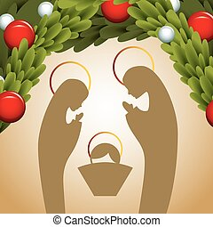 christmas design - christmas design , vector illustration