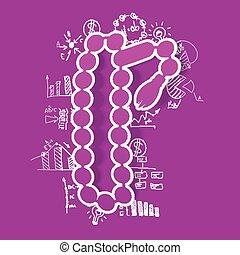 desenho, negócio, formulas:, rosário,
