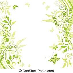 Spring green card