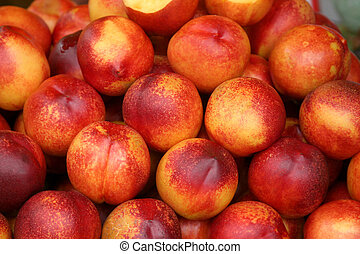 Agriculture-peaches