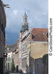 church in zutphen, netherlands