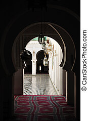 Mosque in Fes, Morocco