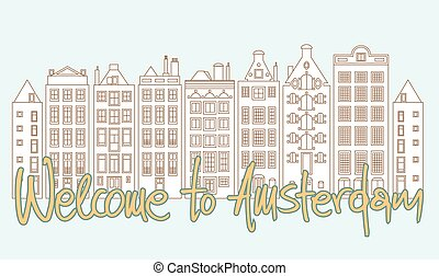Welcome to Amsterdam