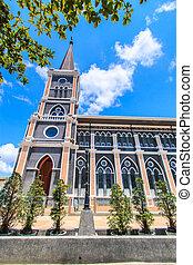 Roman Catholic Church, Chanthaburi Province, Thailand