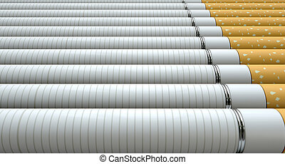 A close up of a laid out collection of regular electronic...