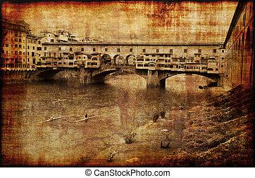 Memories of Ponte Vecchio