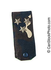 Shoulder strap colonel of the Ukraine army - Shoulder strap...
