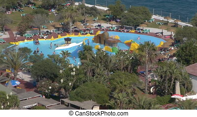 Aquatropic, water attractions in Almuecar