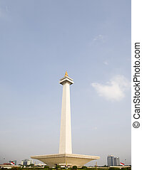 Monas - Monument National Indonesia in Jakarta